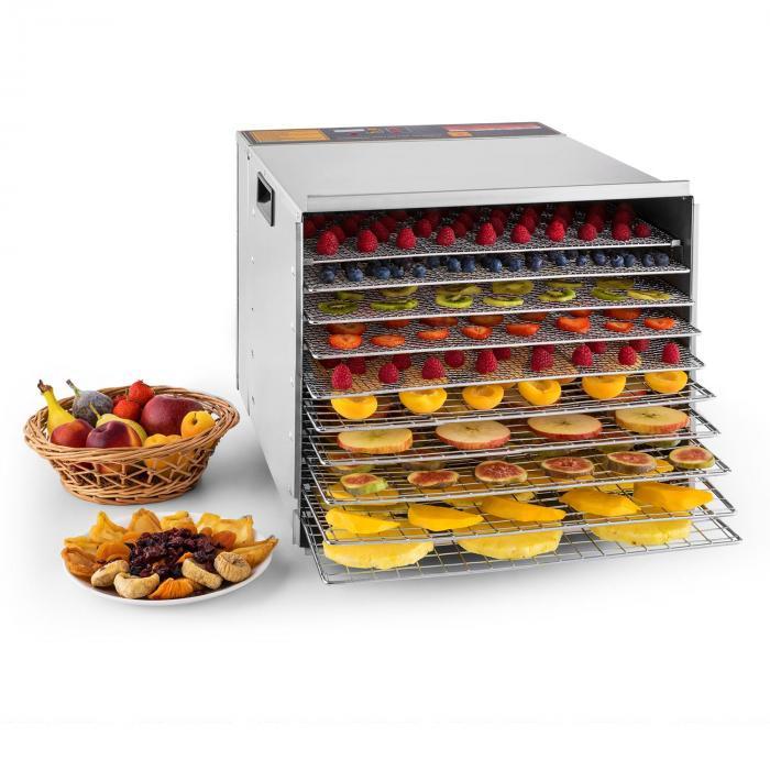 Klarstein Fruit Jerky Pro 10 Dörrautomat