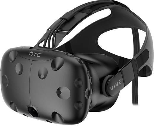 Bestpreis? [conrad.at] HTC Vive Schwarz Virtual Reality Brille inkl. Bewegungssensoren und inkl. Controller