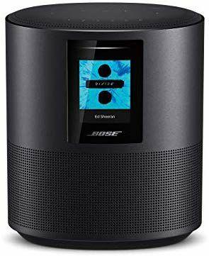 Bose Home Speaker 500 mit Integrated Amazon Alexa Voice Control - schwarz oder weiß (Amazon.fr)