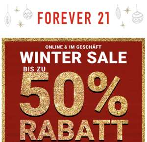 Sale bei Forever 21