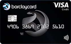 Kostenlose Barclaycard Visa + 40 € Startguthaben
