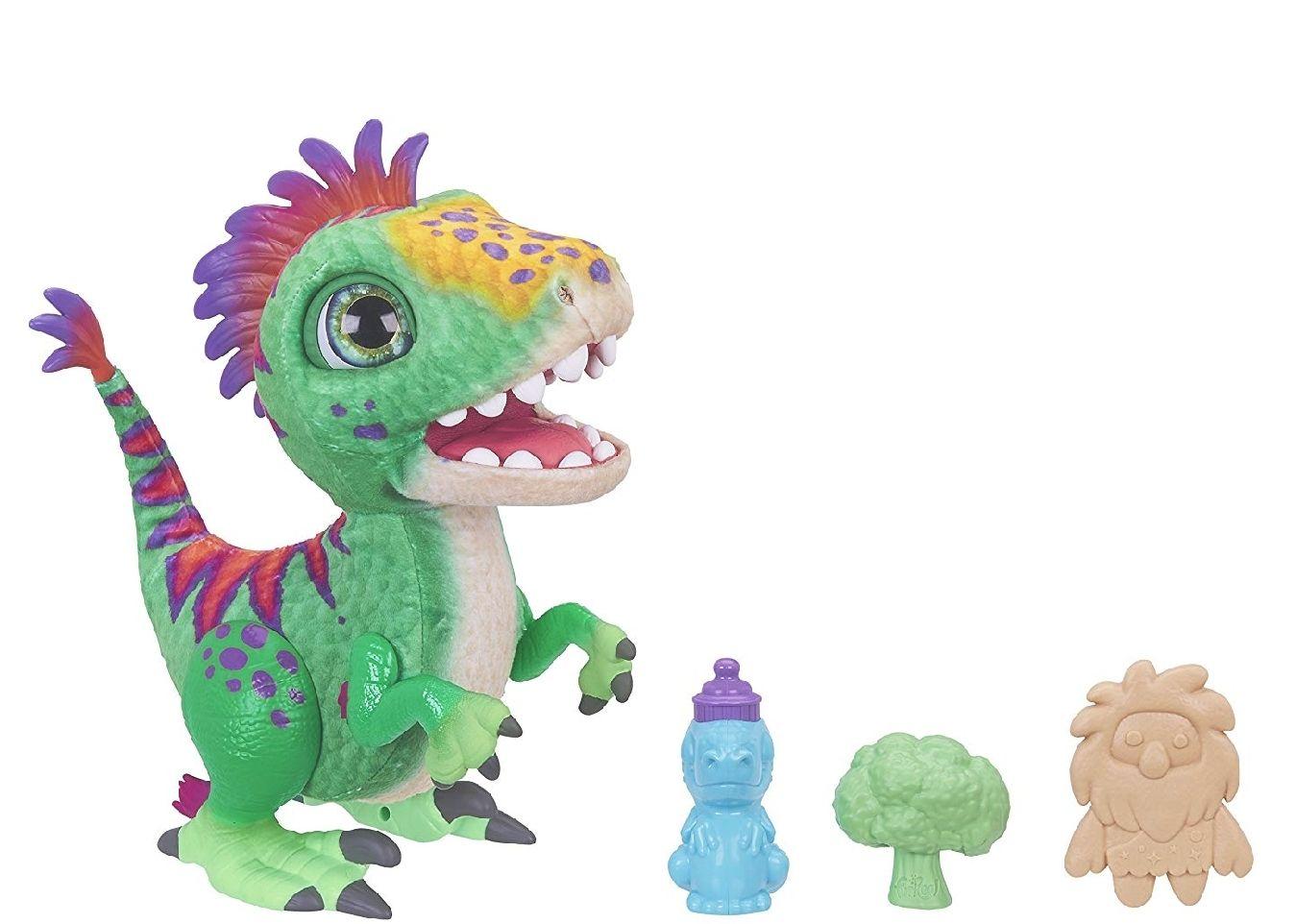 [amazon.de] Hasbro FurReal Mampfosaurus Rex