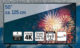 """Samsung 4K UHD LED TV (50 Zoll, Triple Tuner, Smart TV) """"UE50NU7099"""" [METRO *mit Karte*]"""
