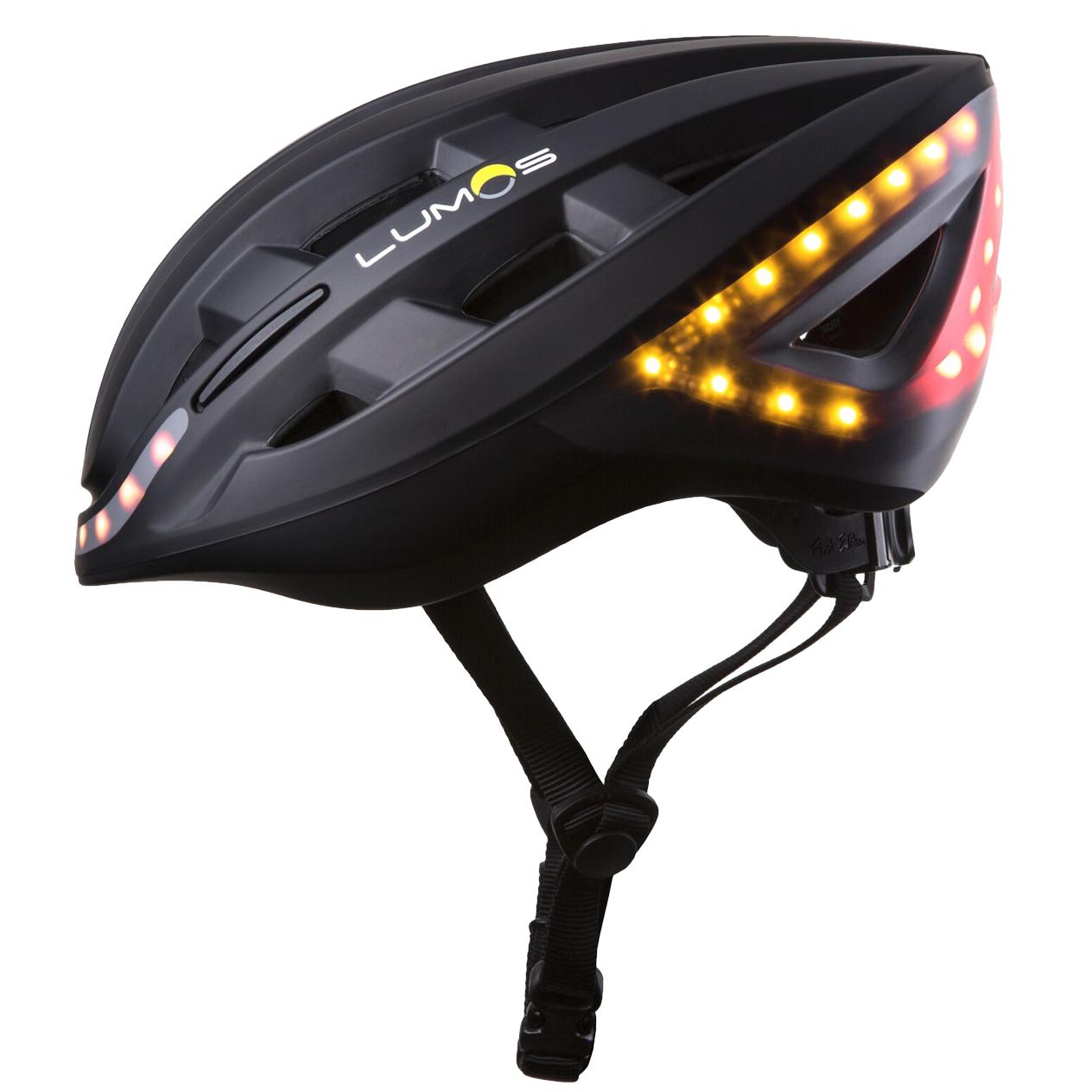 Lumos Fahrradhelm mit Blinker und Bremslicht für 144€, statt 180€