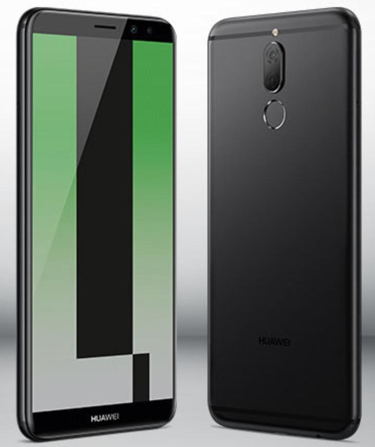 HUAWEI Mate10 lite 64 GB Schwarz o. Gold Dual SIM für 179€ inkl. Versandkosten