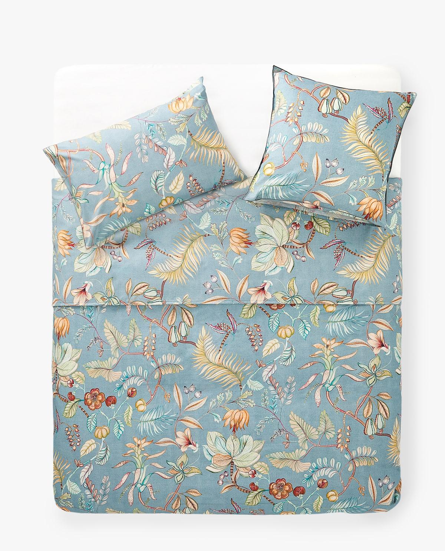 Bis zu 50% Rabatt im Sale bei Zara Home, z.B. Bettdeckenbezug aus 100% Baumwolle (135 x 200 cm)