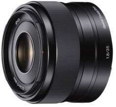 Sony E 35mm f1.8 OSS (SEL-35F18) 40 € Cashback möglich