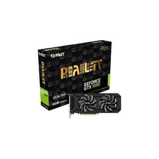 Mindfactory Mindstar - 8GB Palit GeForce GTX 1080 Dual Aktiv PCIe 3.0 x16
