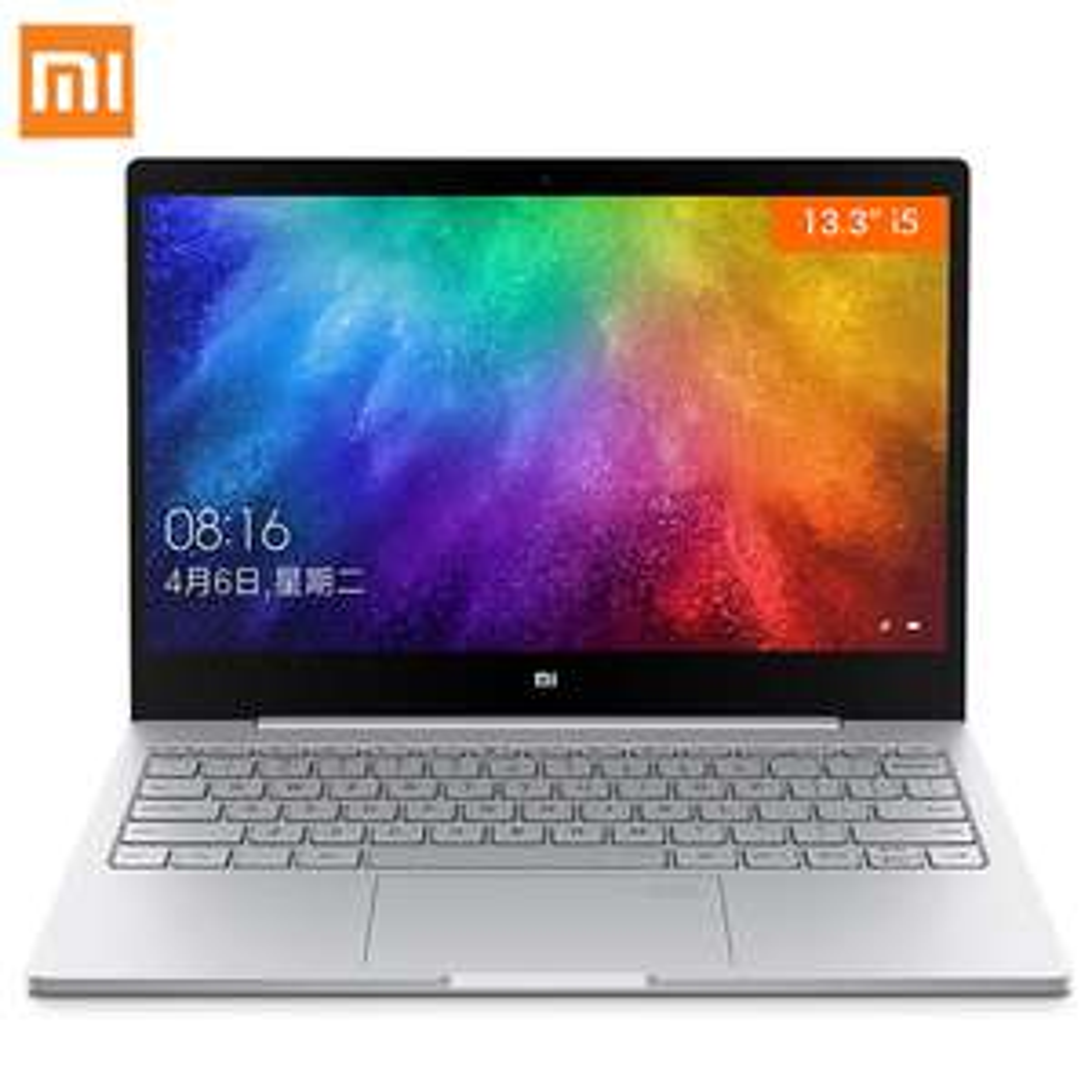 "Xiaomi Air Laptop 8+256GB 13.3"" Notebook i5-8250U 8GB-3.4GHz-256GB SSD Windows10"