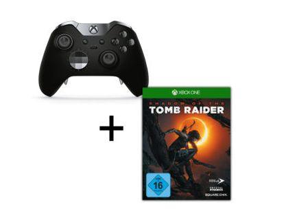 Shadow of the Tomb Raider (Xbox One) + Microsoft Xbox One Elite Wireless Controller für 119€ [Mediamarkt]