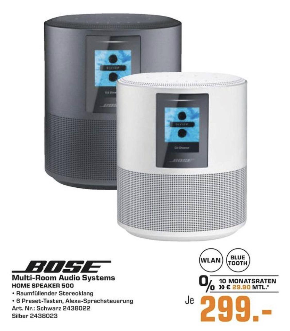 [Saturn Jena] Bose Home Speaker 500