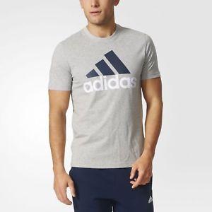 [ebay WOW] Adidas Essentials T-shirt GRAU (S98738)