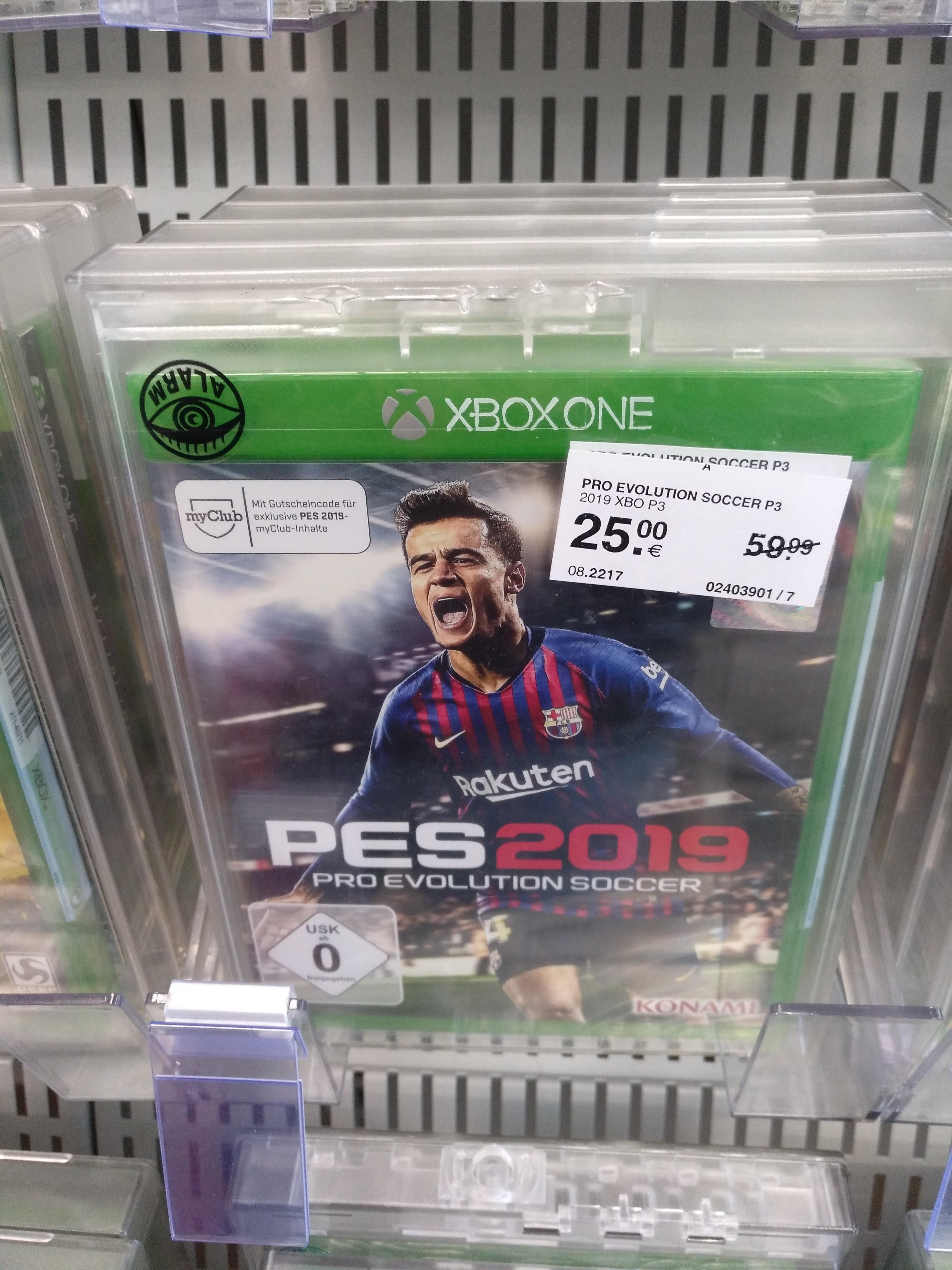 PES 2019 für Xbox one - lokal Detmold -