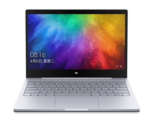 Xiaomi Air 13.3 inch i7-8550U NVIDIA GeForce MX150 2GB 8GB DDR4 256GB Fingerprint Recognition Laptop - Silver oder gray