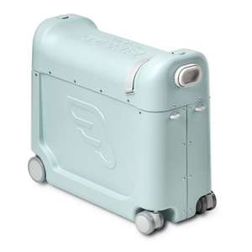 Jetkids Bedbox Kindertrolley green/pink