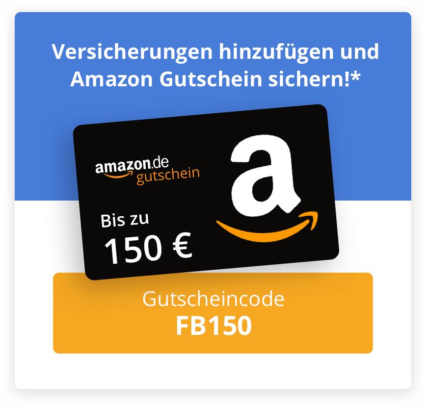 Clark Neukundenbonus bis zu 150€ Amazon-Gutschein oder 50€ KWK