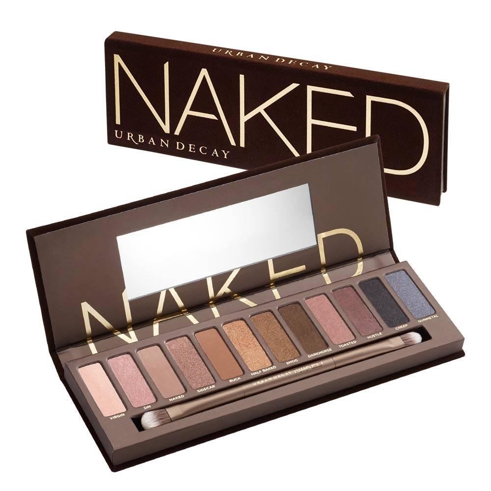 -25 % auf Urban Decay Naked Palette (Ausverkauf)