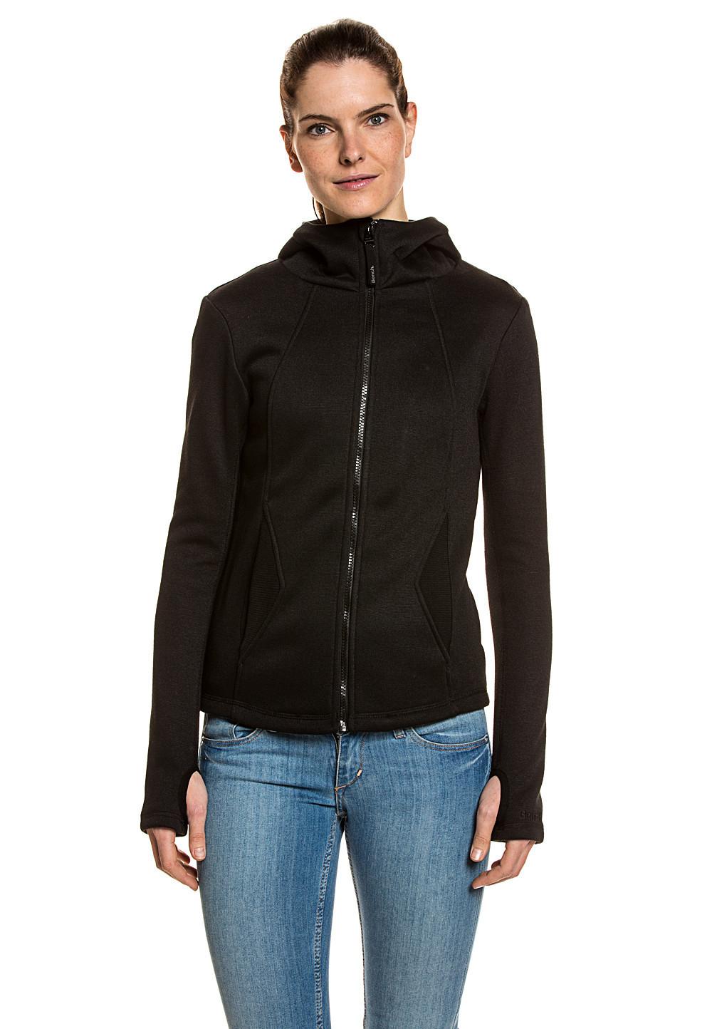 Bench Zip-Hoodie in wärmender Softshell-Qualität - nur heute!
