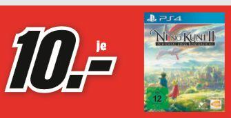 [Regional Mediamarkt Dorsten] Ni No Kuni 2: Schicksal eines Königreichs (PS4) für 10,-€ // Hitman 2 (PS4) für 20,-€ // Logitech G430 für 29€