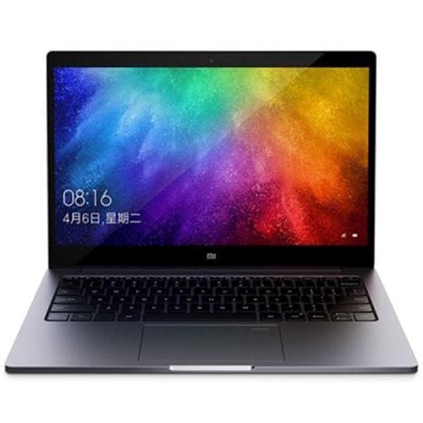 """Xiaomi Air 13.3"""" i7-8550U NVIDIA GeForce MX150 2GB 8GB DDR4 256GB Fingerprint IPS Laptop - Dark Grey"""