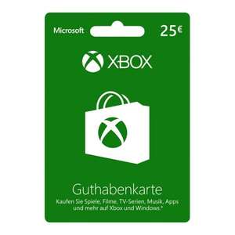 50€ Microsoft  Xbox Live Guthaben für 40€ [interspar.at]