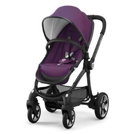 Babymarkt.de: Kiddy Kinderwagen Evostar 1 Royal Purple zum Klasse Preis