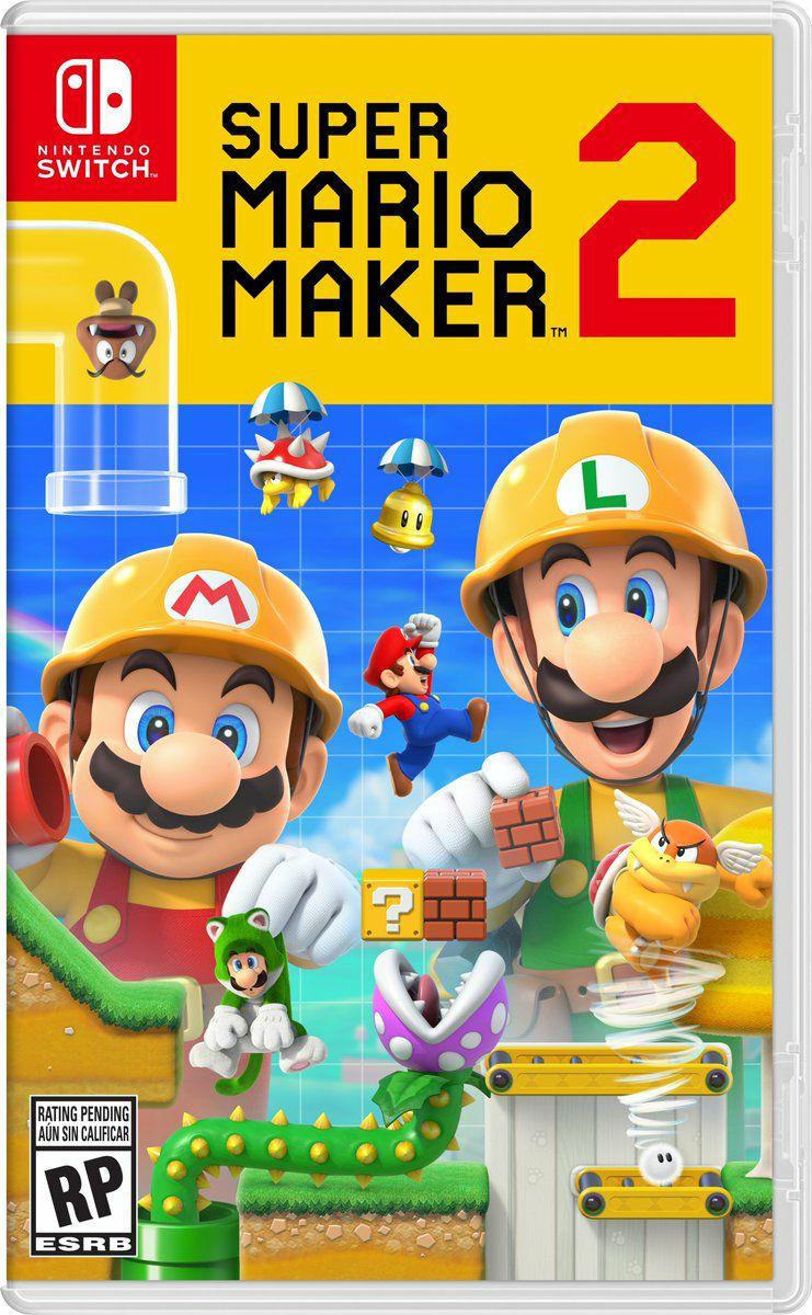 Sammeldeal: Switch Spiele in die Schweiz - z.B. New Super Mario Maker 2 oder Splatoon 2 für 39,22€, Smash Bros für 45,99€