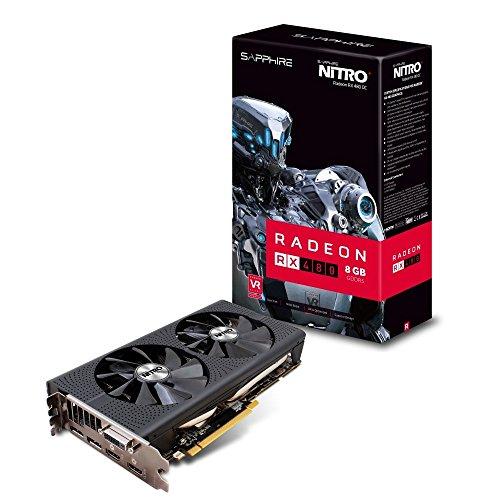 [whd] Sapphire NITRO+ Radeon RX 480 -  8gb -  11260-07-20G (sehr gut bis gut)
