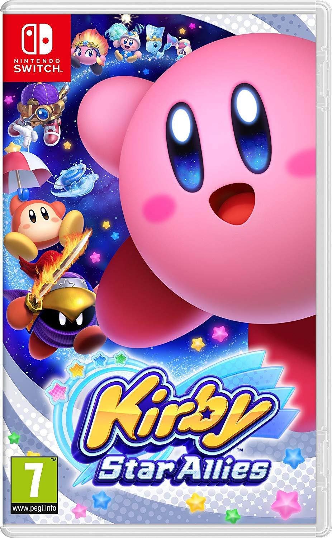 3 für 2 auf einer Auswahl (Switch/3DS) - z.B. (3×) Kirby Star Allies (Switch) für 88.16€ [Amazon.es]