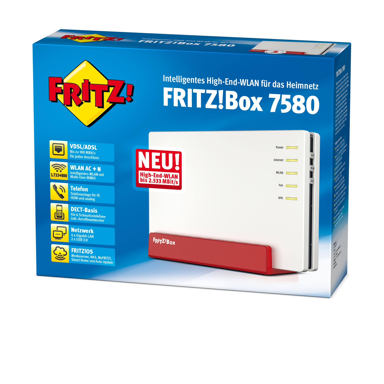 AVM FRITZ!Box 7580