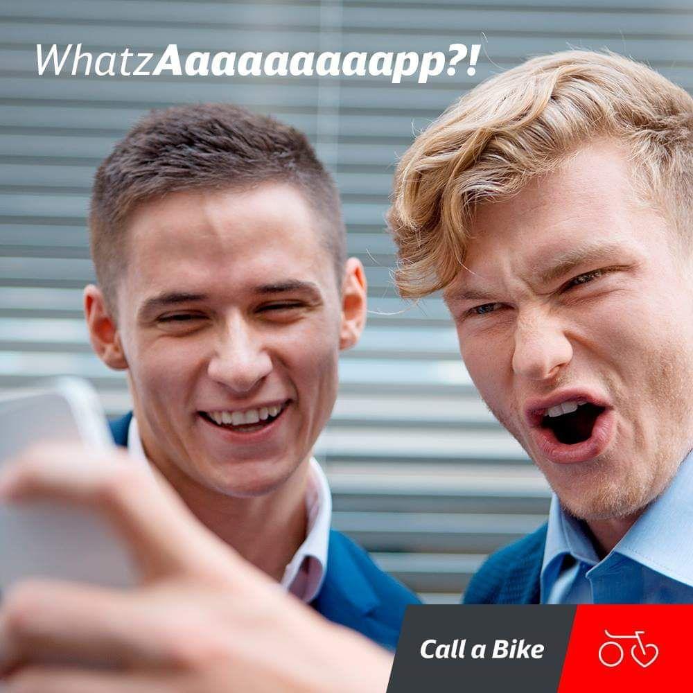 Call a bike / FordPass Bike /usw : 5€ gratis Fahrguthaben durch WhatsApp Newsletter