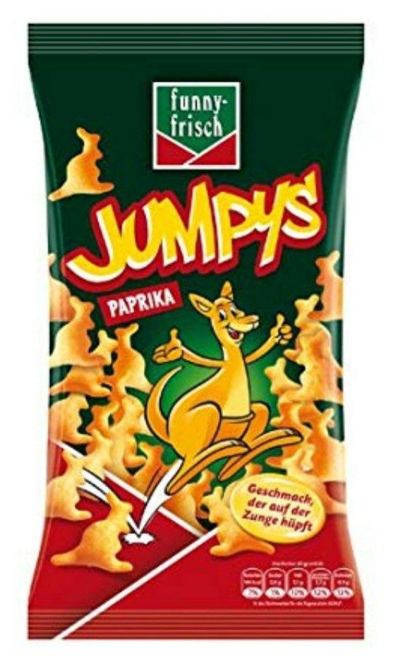 Jumpys, Ringli, Cornados, Frit Sticks mit 20% mehr Inhalt für 0,89€ bei Aldi Nord