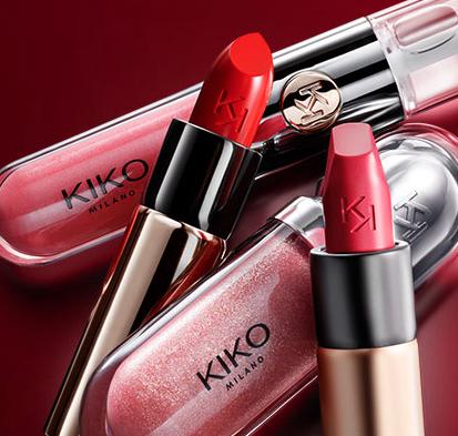 3 für 2 ausgewählte Lippenprodukte bei Kiko, z.B. Lip Marker + Lip Gloss + Lip Liner