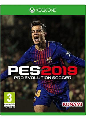 Pro Evolution Soccer 2019 (Xbox One) für 23,69€ (Base.com & Amazon ES)