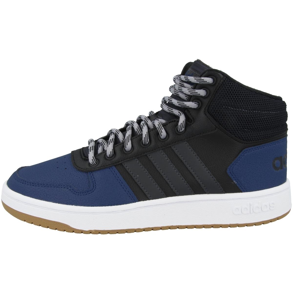 Adidas Neo Hoops 2.0 Mid Gr 42 bis 48 und andere günstige Schuhe/Sportsachen