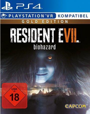 Gaming Sammeldeal mit z.B WRC 7 für 5€, PES 2018 für 5€,Resident Evil 7 Gold für 15€ (PS4) (Lokal Expert Lemgo)