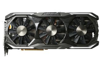 ZOTAC GeForce GTX 1070 AMP Extreme Core 8 GB (ZT-P10700Q-10P) (NVIDIA, Grafikkarte)