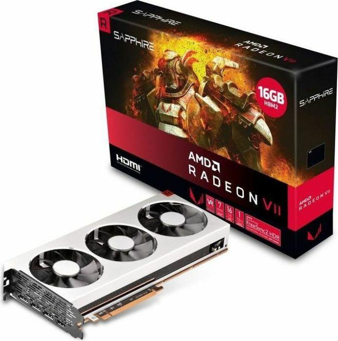 Saphir Radeon VII 16GB HBM2 Grafikkarte (Amazon.fr)