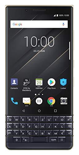 "BlackBerry ""KEY2 LE"" (Business Smartphone, 64 + 4 GB RAM, Dual-SIM, Space Blau) [Amazon]"