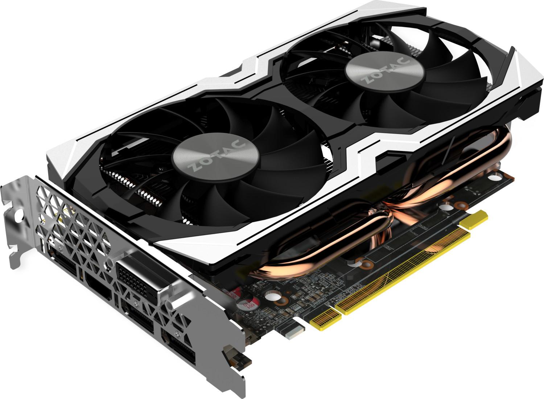 Zotac GeForce GTX 1070 Mini (8GB DDR5) Grafikkarte für 280,99€ [Mediamarkt + Saturn]