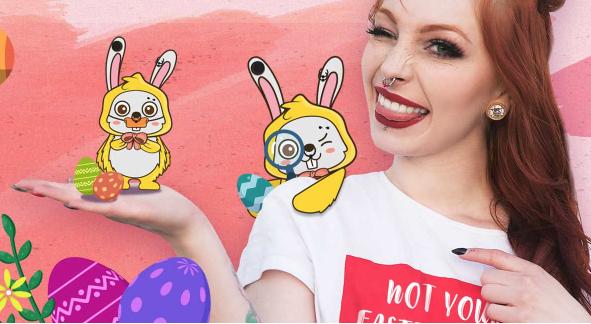 Crazy Factory - 3€ Crazy Bunnys