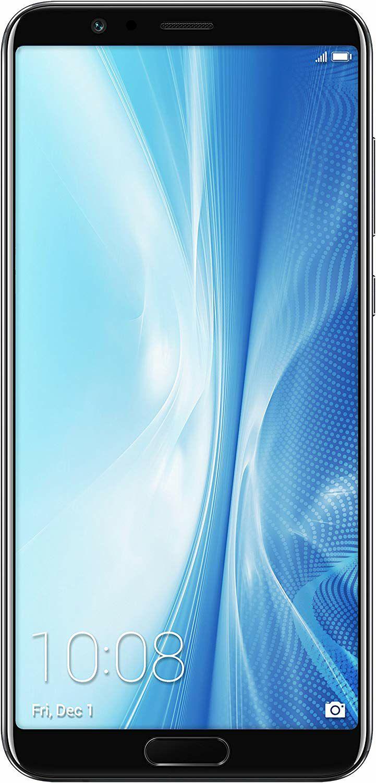 "Honor View 10 Smartphone 5.99"" - FHD+, Kirin 970, 6GB RAM, 128GB, schwarz (Amazon.it)"