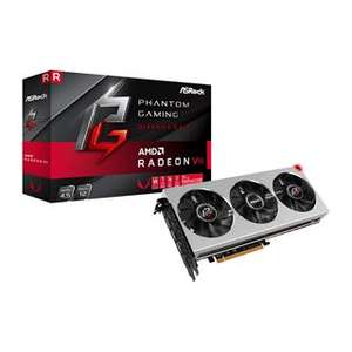 16GB ASRock Radeon VII Phantom Gaming X Aktiv PCIe 3.0 x16 (90-GA1100-00UANW)