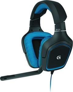 Logitech G430 Gaming Headset (PC/PS4/Xbox One) Dolby 7.1 Surround Sound für PC für 31,08€ (AmazonUK)