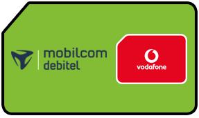 Mobilcom-Debitel Vodafone Green LTE Tarife - 1GB LTE (mtl. 7,99€), 4GB LTE (mtl. 11,99€) & 6GB LTE (mtl. eff. 14,99€) im Vodafone-Netz