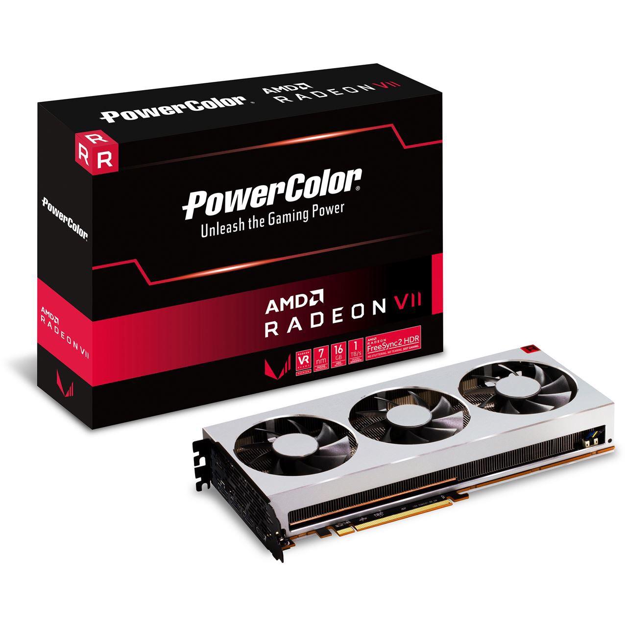 16GB PowerColor Radeon VII