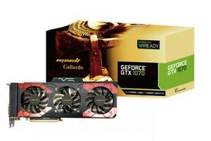 Manli Gallardo Nvidia GeForce GTX 1070 | 8GB GDDR5 | GAMING