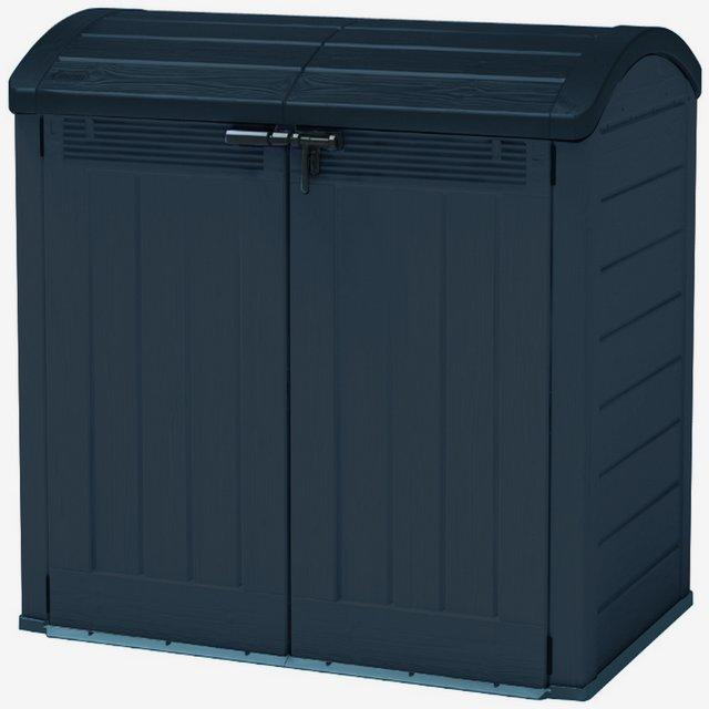 Toom Baumarkt: Keter Store it Out Ultra 2000L Fassungsvermögen Mülltonnen-/Lager-/Gerätebox f. 299€