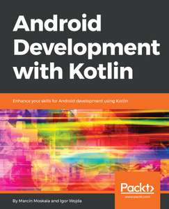 """[Packt Publishing] Kostenloses eBook """"Android Development with Kotlin"""""""