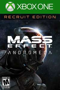 Mass Effect: Andromeda - Standard Recruit Edition (Xbox One) für 6€ (Xbox Store Live Gold)